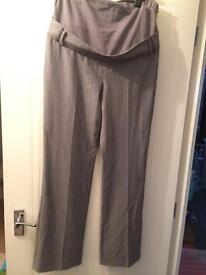 BNWT maternity trousers - size 10