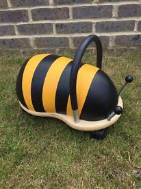 HippyChick Wheely Bug Bee