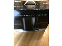 PS3 40GB boxed