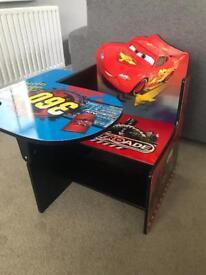 Kids table & seat