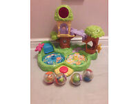 Fisher Price Roll Arounds Jungle Friends Treehouse