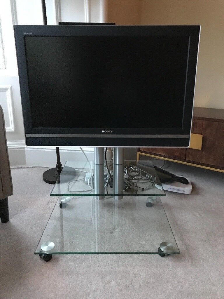 Sony Bravia Tv Blue Ray Dvd And Stand In Blackhall Edinburgh