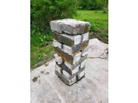 Breeze blocks free to collect