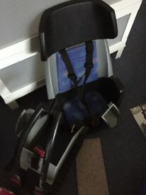 Child's bike carrier