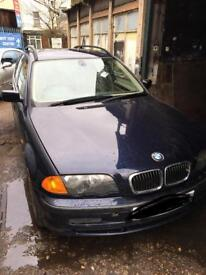 BMW 328i 2000 for parts