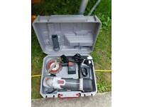 PERFORMANCE POWER CORDLESS 18V ANGLE GRINDER
