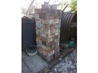 200 old bricks for sale