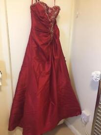 Tiffany's Size 4 Prom/Bridesmaid Dress