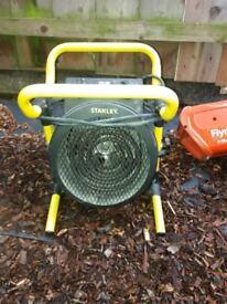 Stanley heater