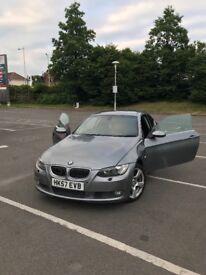 BMW 325 Coupe semi automatic