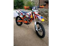 Ktm 250 excf 2015 (immaculate condition)