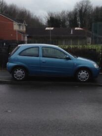 2004 vauxhall corsa 1.2 low miles cheap runner Clio, Peugeot, hdi, tdi, vauxhall, small car