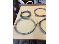 STAINLESS STEEL WIRE HAWSERS