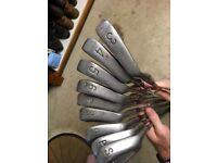 Lynx Tour design irons