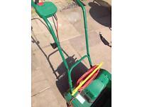 Qualcast electric lawnmower £45