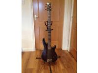 Schecter Hellraiser 5 Bass Guitar