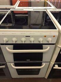 50CM WHITE CREDA ELECTRIC COOKER
