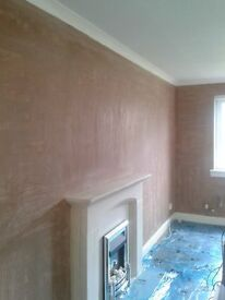 Reliable Plasterer 35 Years Experience