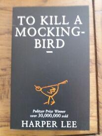 To Kill a Mocking Bird by Harper Lee
