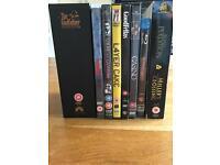 Gangster DVD selection