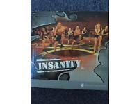 Insanity DVD set! (includes 10 discs)