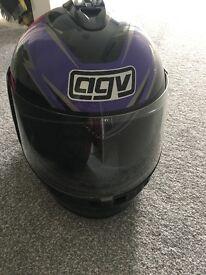 AGV motorbike motorcycle helmet
