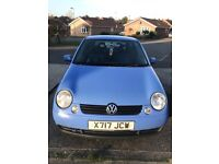 VW Lupo, 2000, 1.0, 94,000 - Ideal first car