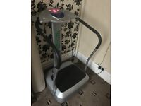 VIBRATER PLATE.. NEARLY NEW.. £50