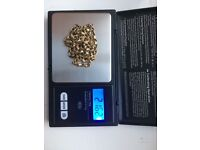 9ct Gold Unique Belcher Chain. 26 Inches