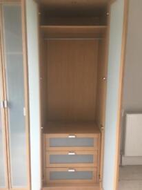 IKEA Wardrobe as new x 2