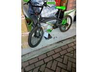 For sale boys BMX Bike