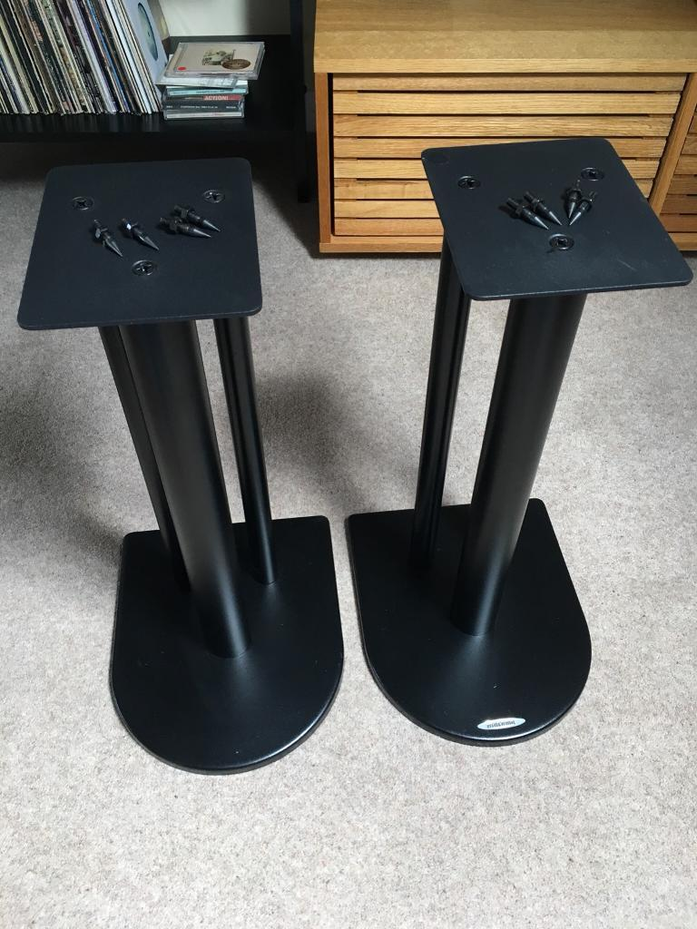 Atacama Nexus speaker stands 50cm tall