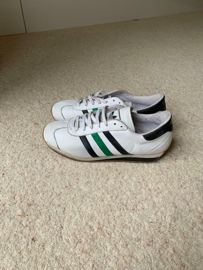 d970654d1ec Men s Adidas trainers. Size 12.