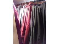 Job lot 20 kilt jackets