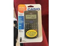Casio scientific calculator (Brand new)