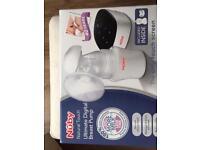 Digital breast pump