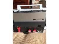 Super 8 sound projector