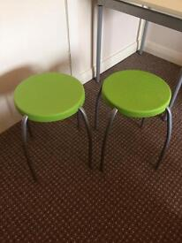 Ikea stools (price for pair)