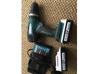 Makita cordless drill 14.4v
