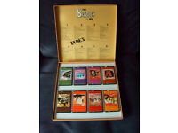 Beatles box set in tape form.