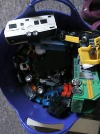 Children's toy car over 100+
