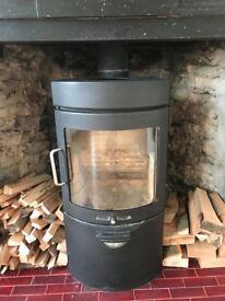 Danish HWAM woodburner