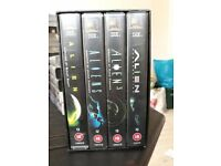 Alien video collection