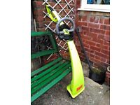Electric Rotavator - Good condition, for the essential gardener.