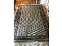 "Large Patterned Rug - 280cm x 180cm (9""2 x 5""9)"