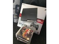 320GB PS3 Boxed in Excellent condition