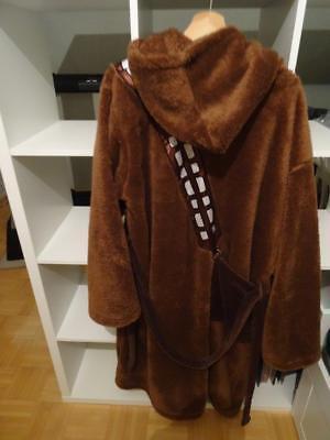 Chebacca Bademantel für Erwachsene ++ Star Wars ++ nur 1 x getragen ++ TOP (Nur Für Erwachsene Kostüm)