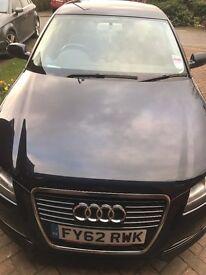 Audi A3 1.6 SE TDI 5 Door £20 Tax
