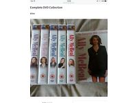 Ally mcBeal complete DVD collection unopened