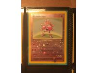 Pokemon RARE Best Of Game Promo Cards